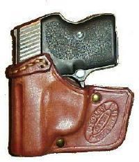Hedley Pocket Holsters